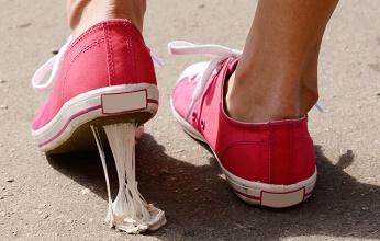 unhealthy high heels